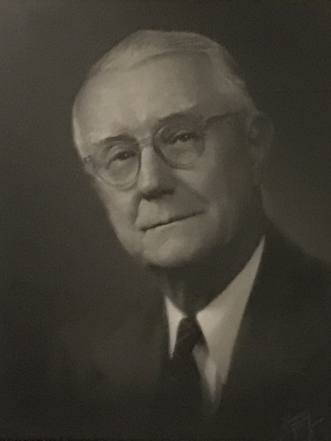 Photo of Clarence Gray