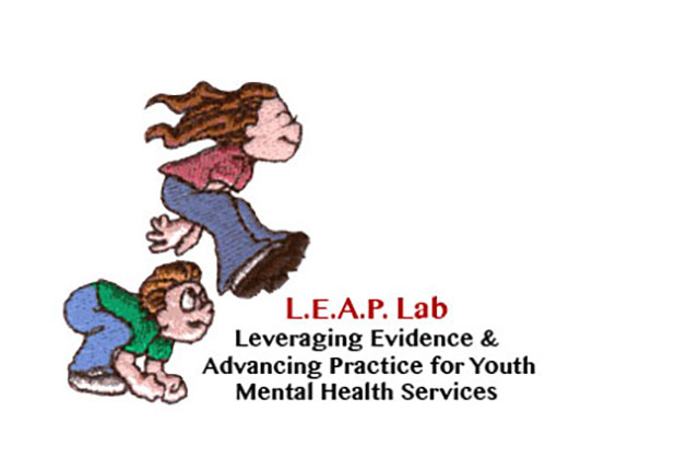 Logo for the LEAP Lab