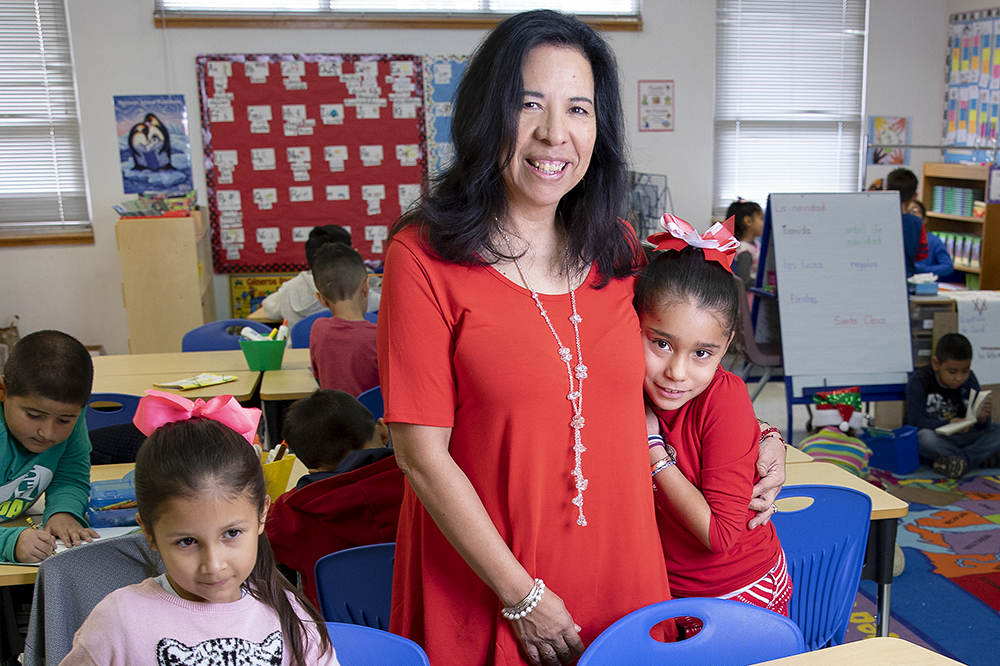 Photo of Guadalupe Chavez, M.Ed. '06, Ph.D. '14, Curriculum and Instruction