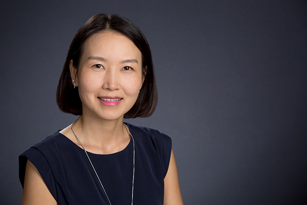 Photo of Annie Kang