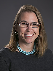 Photo of Stacy Oliver