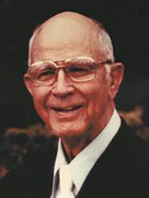 Photo of Roy J. McLean