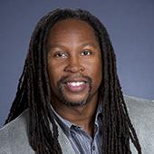 Photo of Kevin Cokley