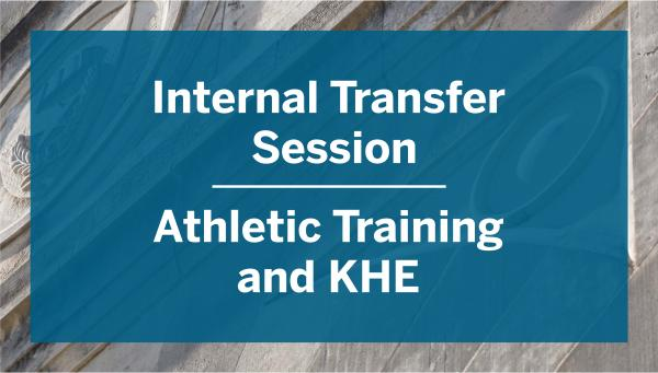 ATP and KHE internal transfer session