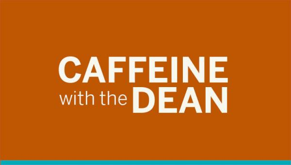 Wordmark: Caffeine with the Dean