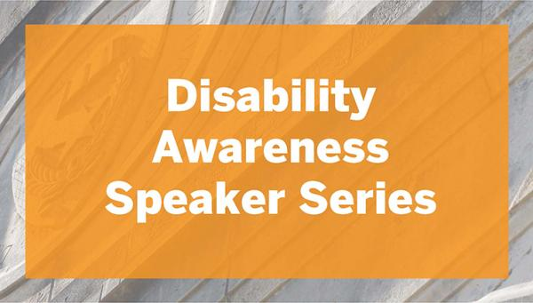 Logo for Disability Awareness