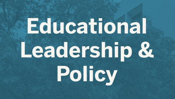 Logo for Educational Leadership & Policy