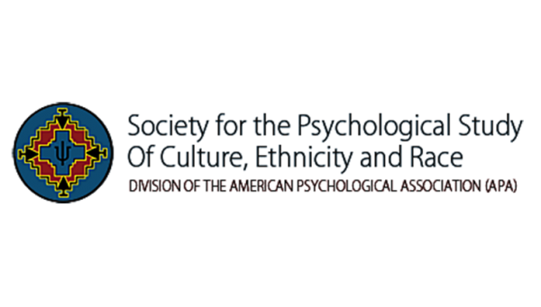 Logo for the Society for the Psychological Study of Culture, Ethnicity, and Race, Division of the American Psychological Association