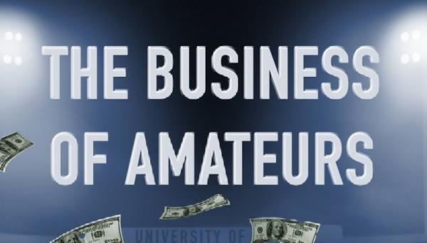 The business of amateurs logo