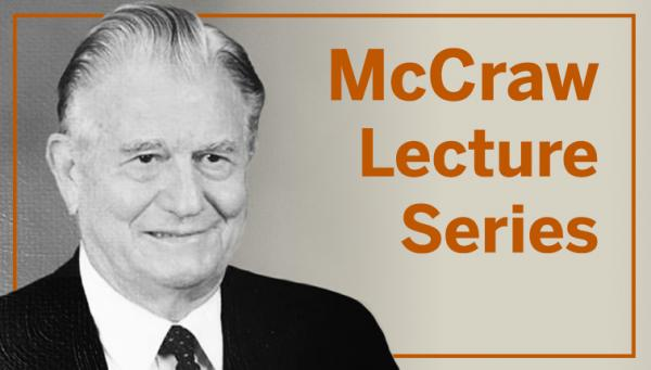 McCraw Lecture Series logo