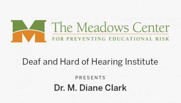 Meadows Center Logo