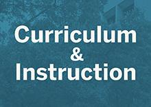 Curriculum and Instruction logo