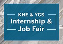 KHE & YCS Internship & Job Fair