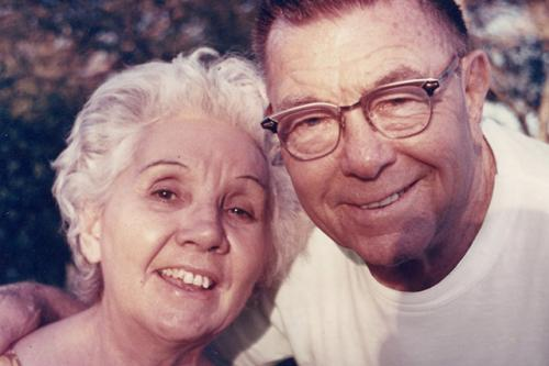 Photo of Mary and C.J. Alderson