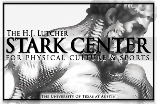 Logo for the HJ Lutcher Stark Center for Physical Culture and Sports