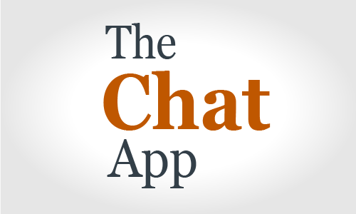 Wordmark for the OI2 Chat App