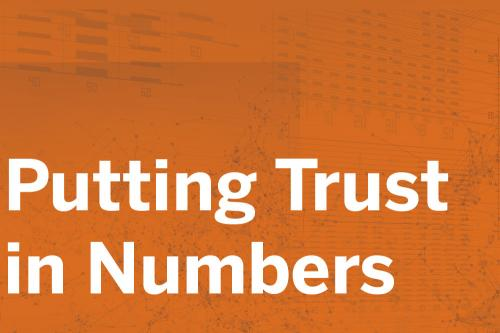 Putting Trust in Numbers