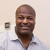 Photo of Cory Redding, College of Education alumnus and donor