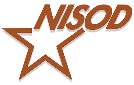 NISOD logo incorporating a star