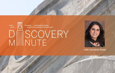 Discovery Minute Germine Awad