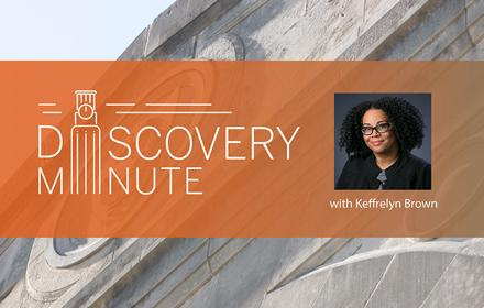 Discovery Minute Kefferlyn Brown