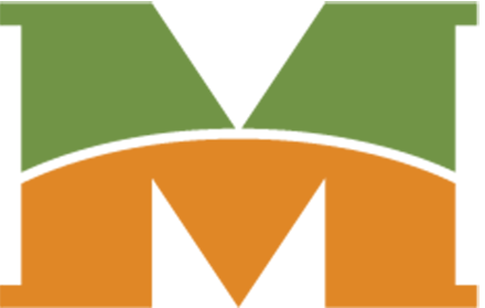 Meadows Center M logo